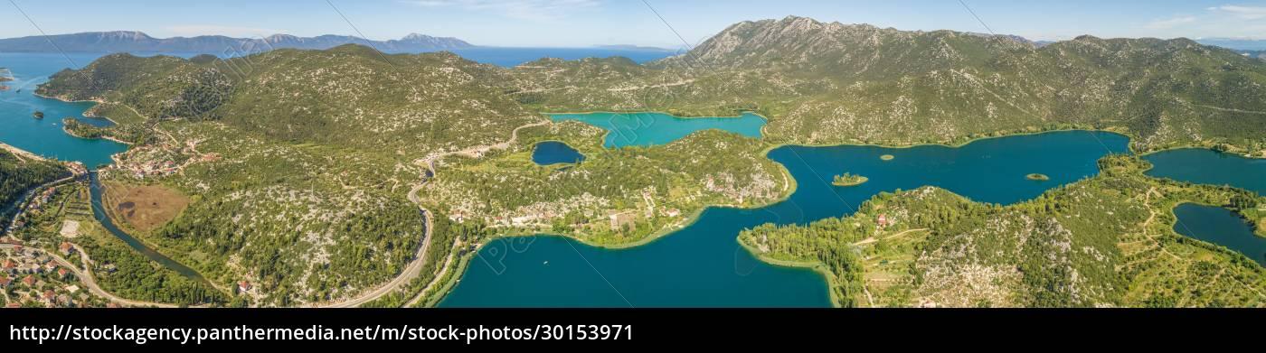 aerial, view, of, bacina, fresh, water - 30153971
