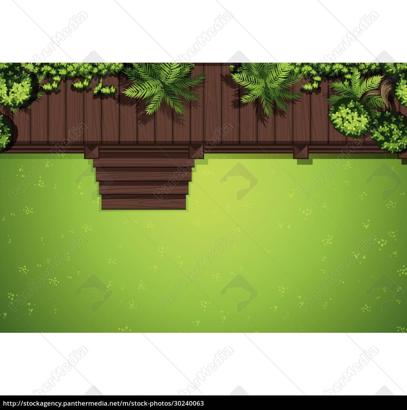aerial, view, of, backyard - 30240063