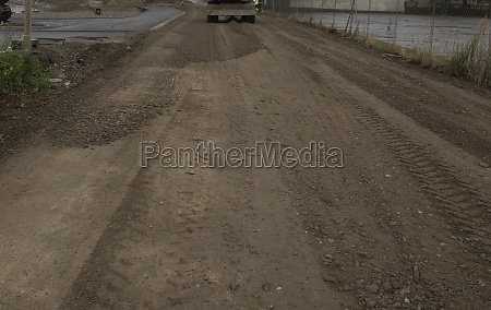 unpaved, road, or, dirt, road, at - 30246599