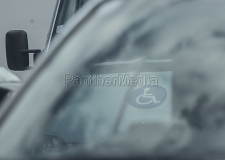 vehicle, for, transport, of, disabled, people - 30373893