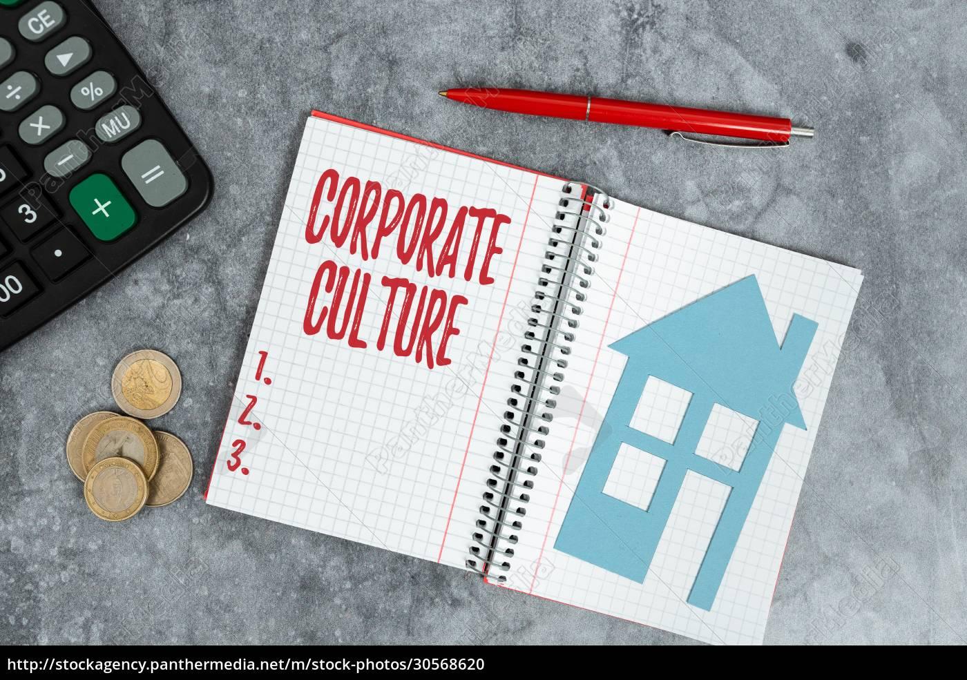 conceptual, display, corporate, culture., business, showcase - 30568620