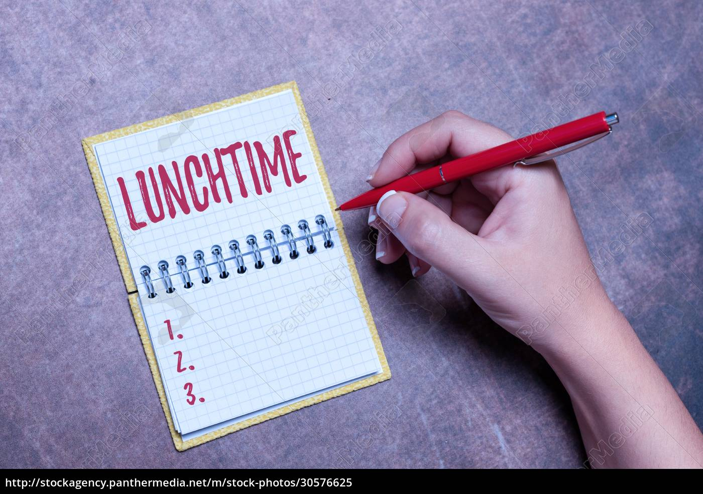 conceptual, caption, lunchtime., business, showcase, the - 30576625