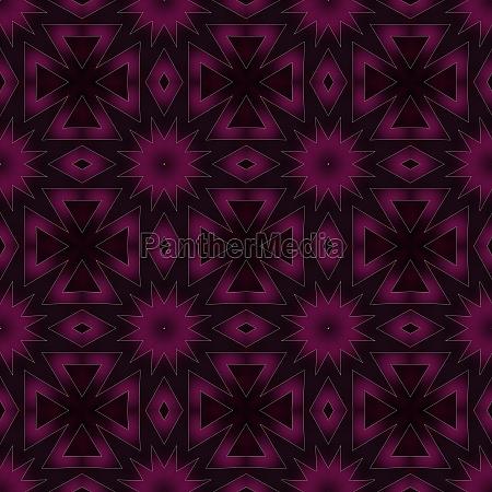 purple, and, black, seamless, tile, pattern - 30644089
