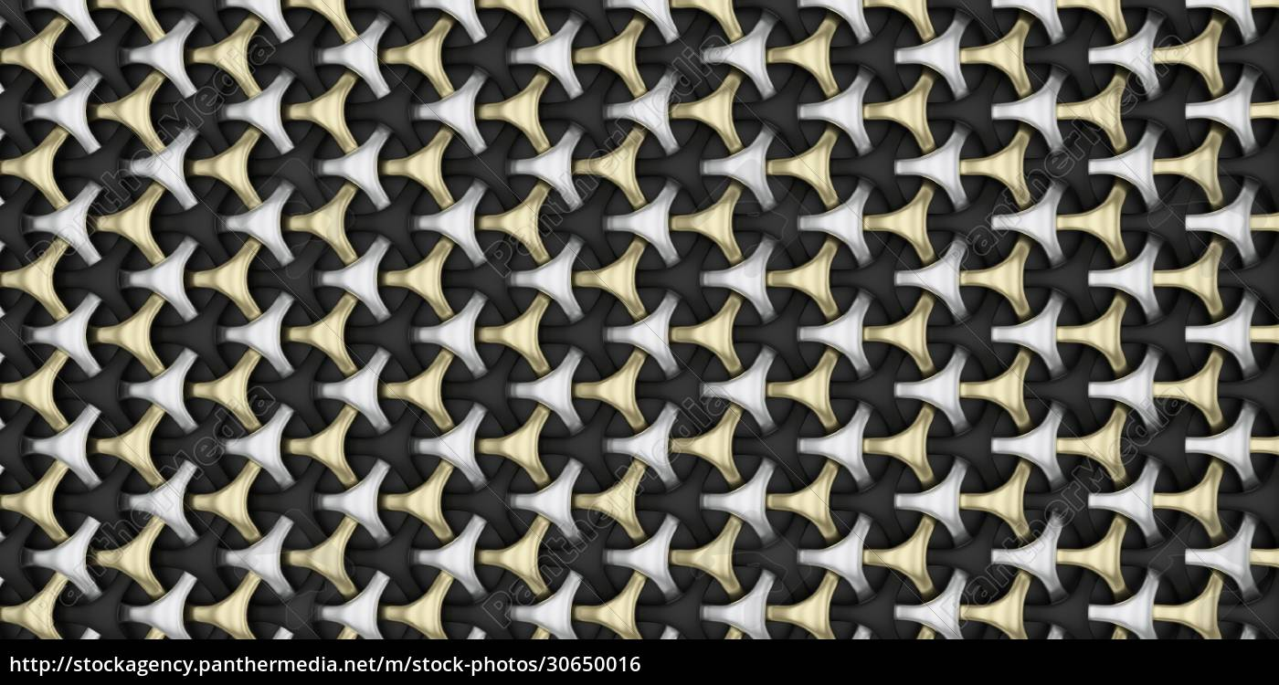 3d, abstract, geometric, weave, pattern - 30650016