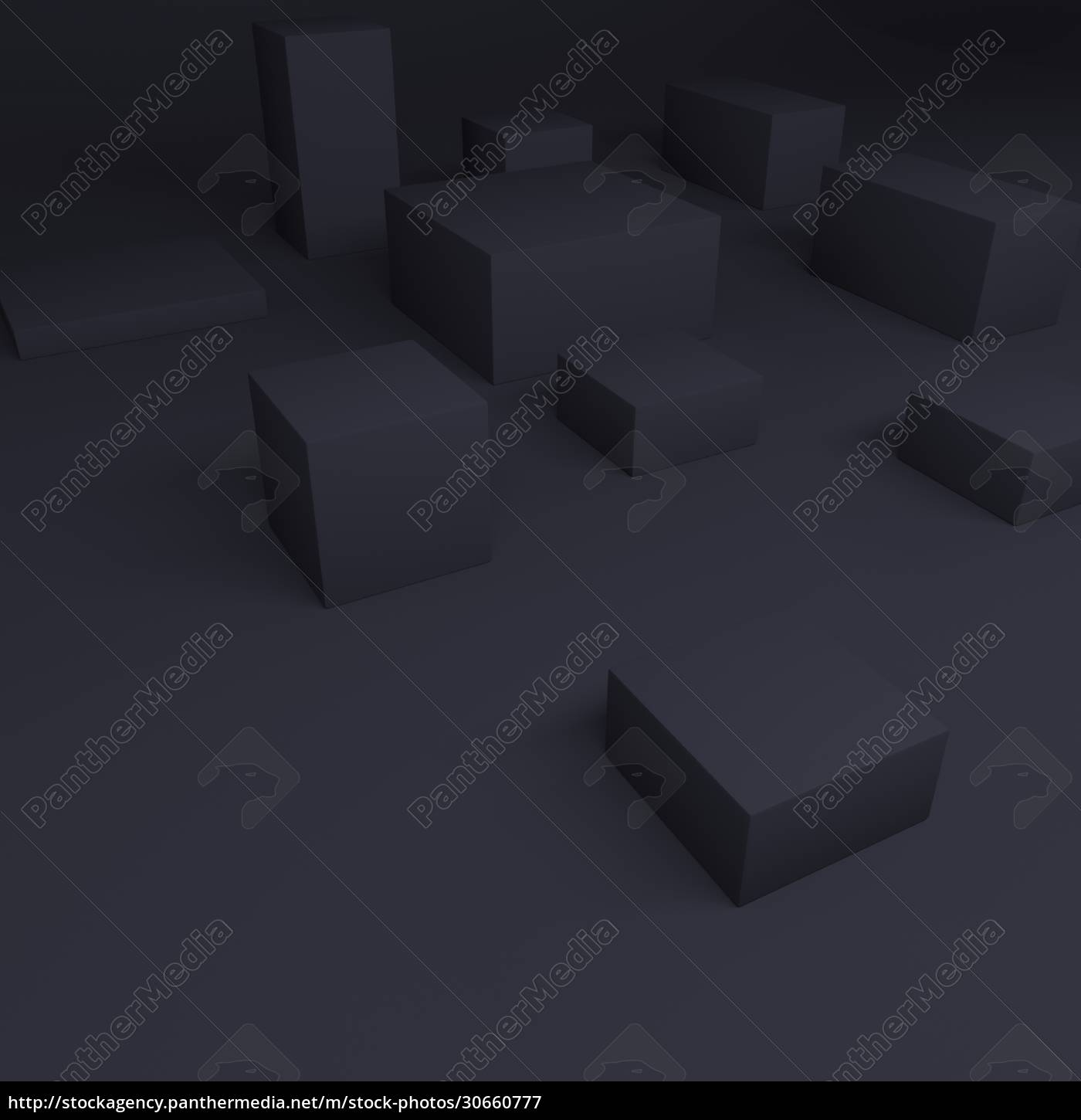 3d, geometric, abstract, background - 30660777