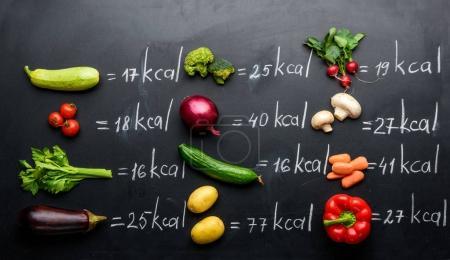 Tisch, frisch, Gesund, Lebensmittel, Küche, Ernährung - B150139792