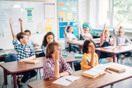weiblich leute maennchen kinder innen schule