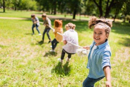 Spiel, Wettbewerb, Schauspiel, schön, glücklich, Menschen - B163627920