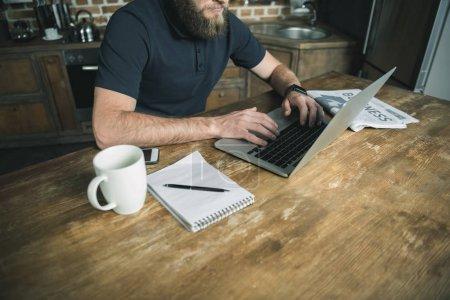 computer unternehmen person menschen mann anschluss