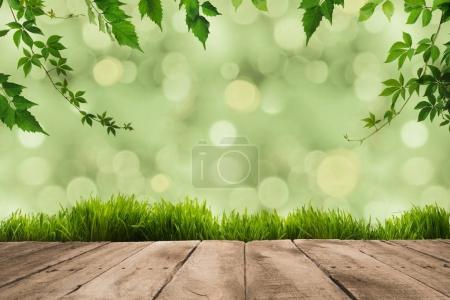 Tisch, Hintergrund, niemand, horizontale, Leer, Umwelt - B167506004