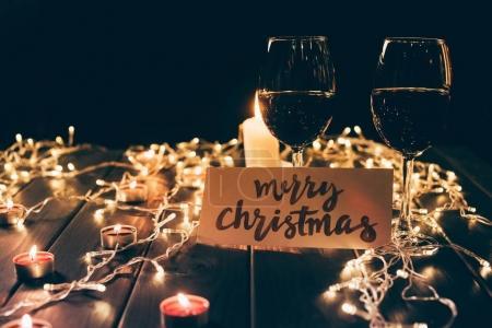 tisch festlich gruss gluecklich urlaub weihnachten