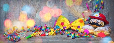 Spaß, Unterhaltung, Hintergrund, farbenfroh, Geburtstag, Dekoration - B180658686