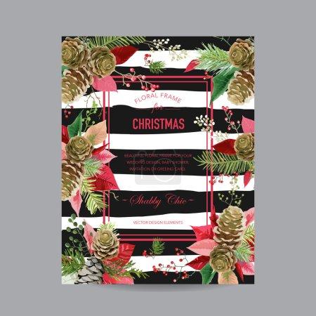 vektor hintergrund element weihnachten dekoration gruss