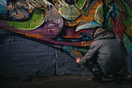 Bunt, Grafik, Malerei, Person, Kunst, Menschen - B176152566