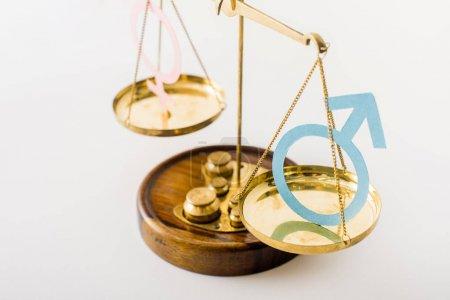 Blau, niemand, gold, Weiblich, Freiheit, Golden - B338477070