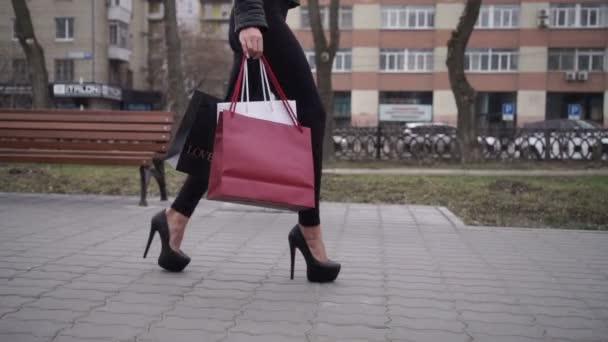 einkaufen konsumdenken tasche luxus schoen gluecklich