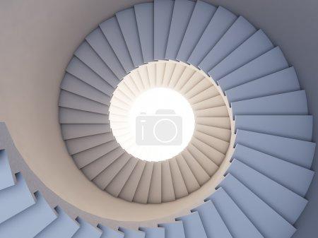 Hintergrund, Perspektive, Kurve, Illustration, Design, Raum - B8746103