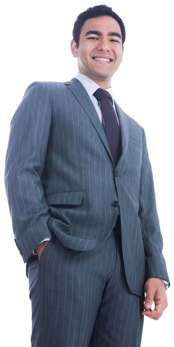 20s, Young Adult, Man, Male, Mixed-race, Businessman - D10411152