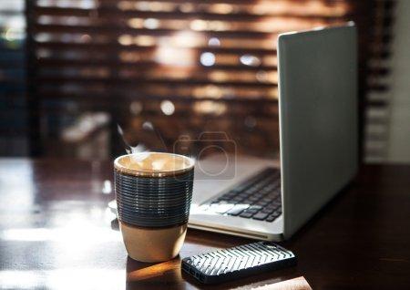 Tisch, Computer, Hintergrund, Schlüssel, Kopie, Raum - B18281339