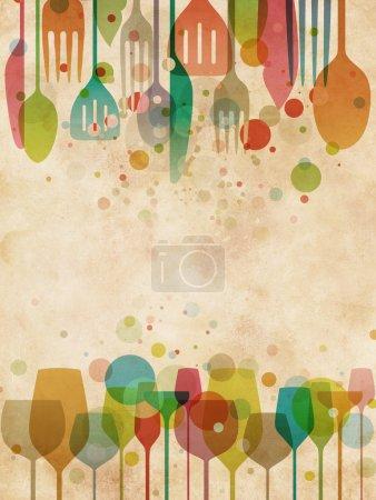 Bar, kneipe, veranstaltung, blau, hintergrund, Bunten - B12097125