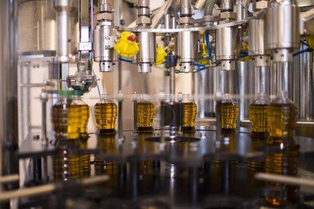gelb niemand glas unternehmen ausruestung reihe