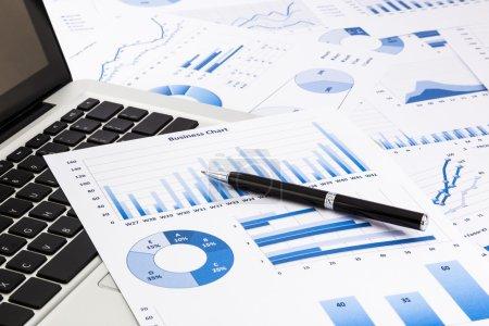 Tisch, Bar, Blau, Hintergrund, Unternehmen, Konzepte - B50157109