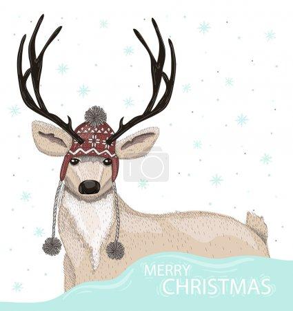 spass vektor hintergrund abbildung entwerfen weihnachten