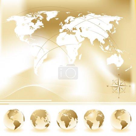 Sphäre, weiß, Vektor, Illustration, Unternehmen, Menschen - B24089371