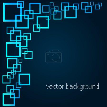 weiss blau vektor hintergrund illustration design