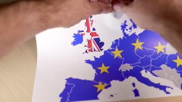 rot blau design papier europaeisch grenze