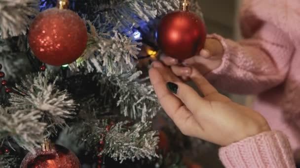 kugeln spass rot schoen feier weihnachten