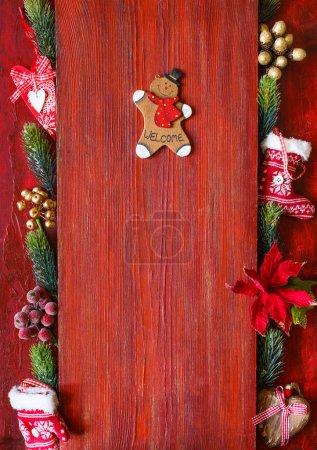 Rot, Hintergrund, Design, Papier, Geschenk, Feier - B308666240