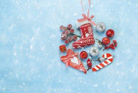 Blau, Hintergrund, Objekt, Design, Geschenk, Verbeugung - B308674100