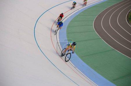 Sport, Aktivität, Wettbewerb, Hintergrund, Außenbereich, Gesund - B405406754