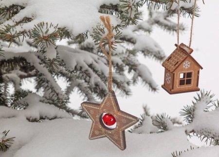 blau hintergrund weihnachten urlaub leer metall