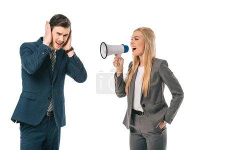 Schön, Unternehmen, Weiblich, Menschen, Kaukasisch, männlich - B244424552