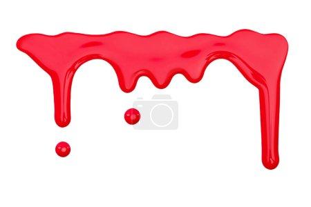 rot, Hintergrund, niemand, dynamisch, glänzend, hell - B230192238