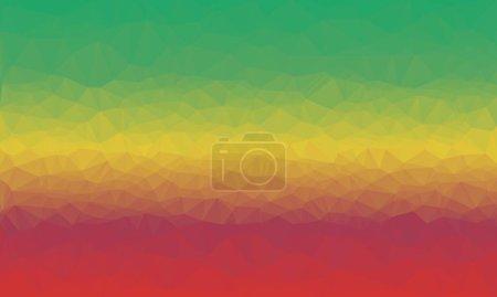 dreieck hintergrund bunt grafik design dekoration