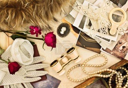 papier luxus feld kunst eleganz blumen