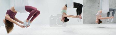 Freizeit, Aktivität, Konzern, horizontale, Menschen, Frauen - B456508282