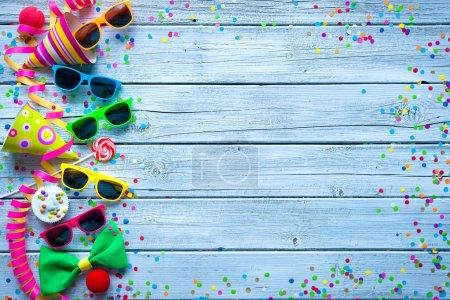 Schauspiel, Spaß, Unterhaltung, Hintergrund, farbenfroh, Jubiläum - B94536818