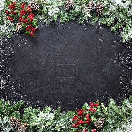rot, Hintergrund, glänzend, Feier, Weihnachten, Dekoration - B432352838