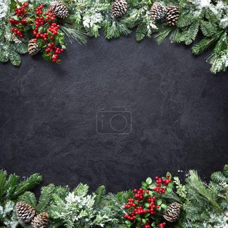 rot, Hintergrund, glänzend, Feier, Weihnachten, Dekoration - B432352828