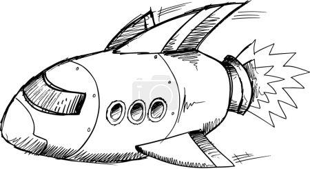Vektor, abbildung, kunst, reise, transport, technologie - B113465732