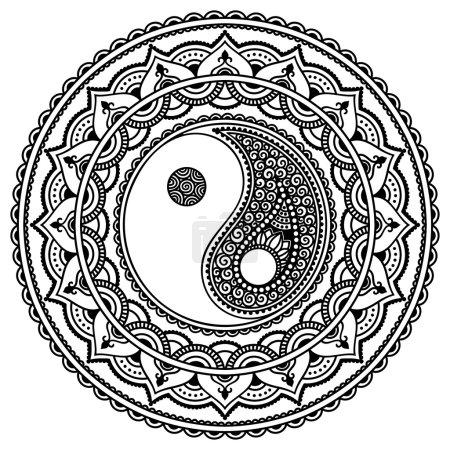 vektor kreis element illustration abstrakt bluetenblatt