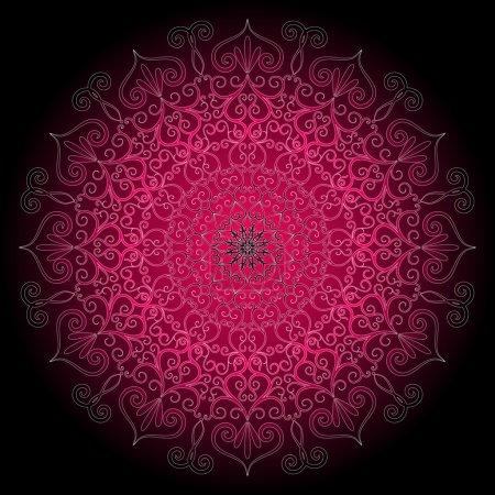 weiss vektor runde hintergrund kurve kreis