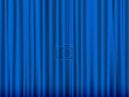 blau vektor hintergrund ansehen abbildung entwerfen
